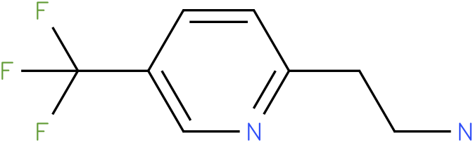 2-(5-Trifluoromethyl-pyridin-2-yl)-ethylamine