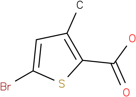5-bromo-3-methyl-thiophene-2-carboxylic acid