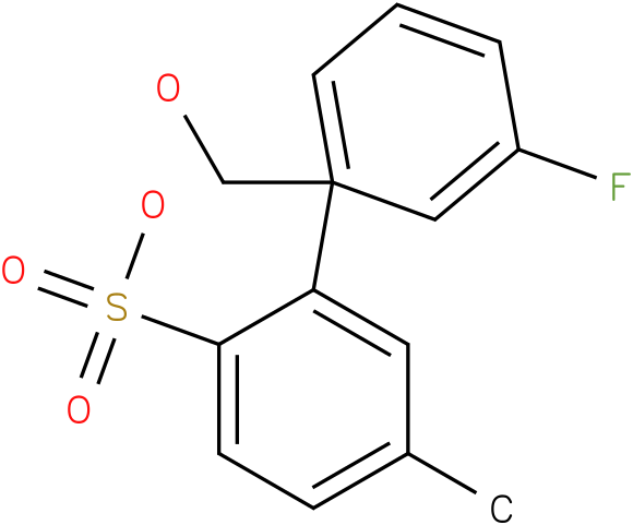 Benzenemethanol,3-fluoro-,1-(4-methylbenzenesulfonate)