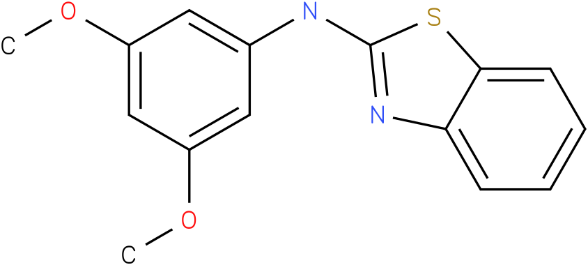 Benzothiazol-2-yl-(3,5-dimethoxy-phenyl)-amine