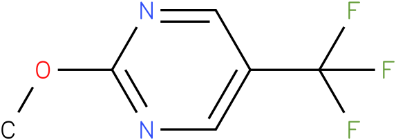 2-Methoxy-5-trifluoromethyl-pyrimidine