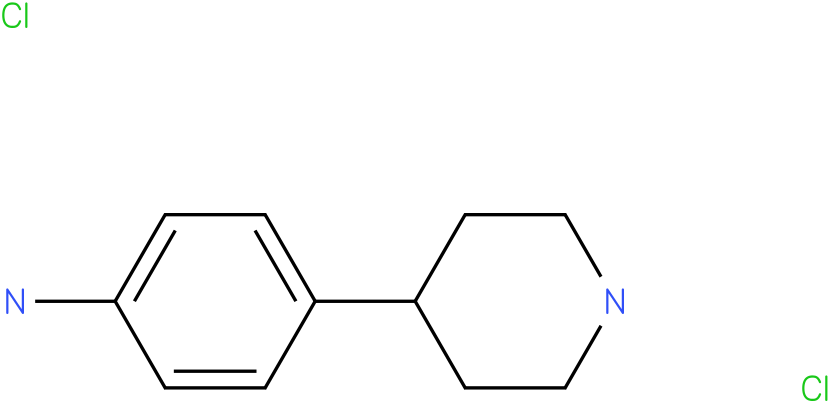 4-(4-Aminophenyl)-piperidine HCl