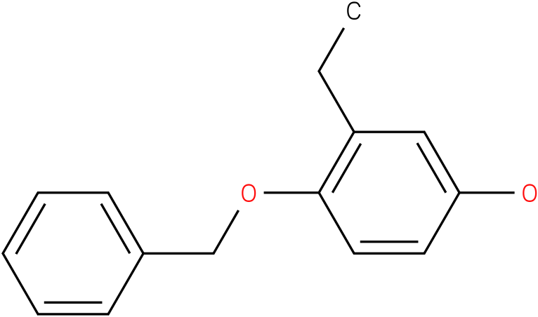 4-Benzyloxy-3-ethyl-phenol