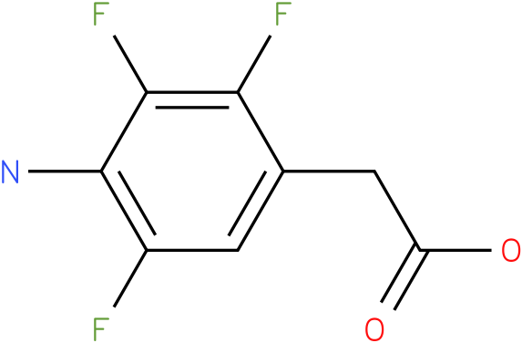 (4-Amino-2,3,5-trifluoro-phenyl)-acetic acid