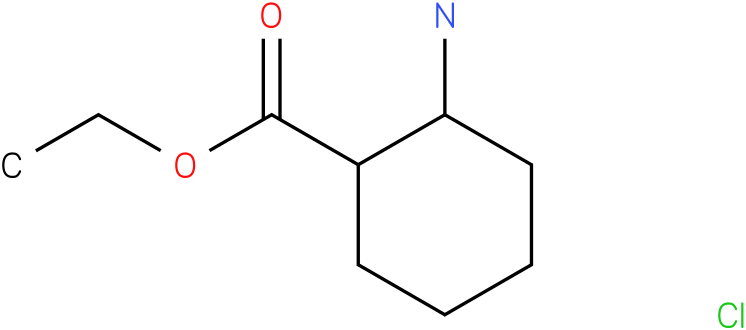 Ethyl cis-2-amino-1-cyclohexanecarboxylate hydrochloride