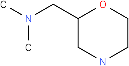 N,N-dimethyl(morpholin-2-yl)methanamine