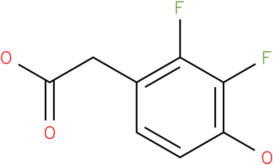 (2,3-Difluoro-4-hydroxy-phenyl)-acetic acid