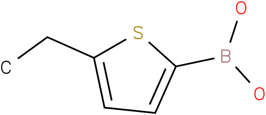 5-Ethylthiophenylboronic acid
