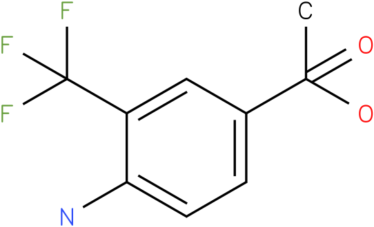 1-(4-Amino-3-trifluoromethyl-phenyl)-acetic acid