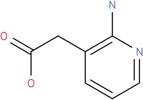 (2-Amino-pyridin-3-yl)-acetic acid