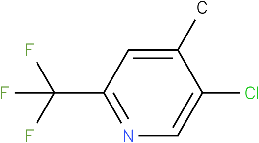 5-Chloro-4-methyl-2-trifluoromethyl-pyridine