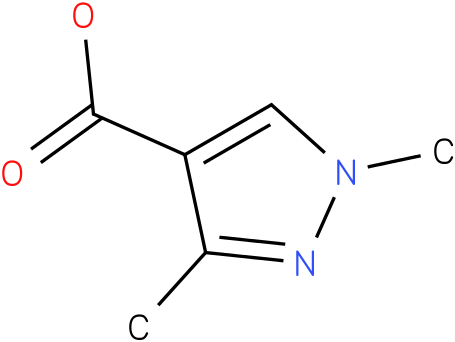 1,3-dimethyl-1H-pyrazole-4-carboxylic acid