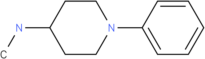 N-methyl-1-phenylpiperidin-4-amine