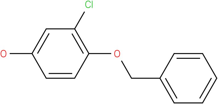 4-Benzyloxy-3-chloro-phenol