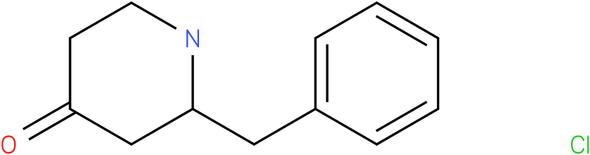 2-Benzyl-piperidin-4-one hydrochloride