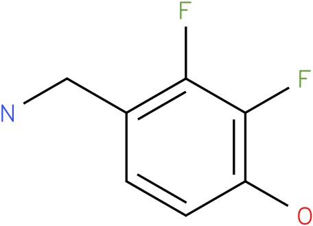 4-Aminomethyl-2,3-difluoro-phenol