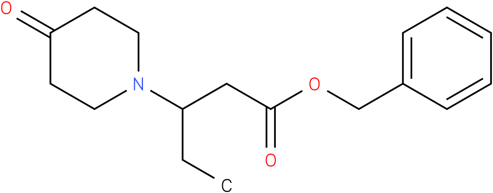 N-1-Cbz-2-butyl piperidin-4-one