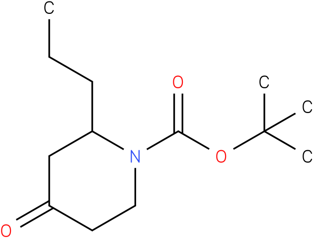 1-Boc-2-n-propyl-piperidin-4-one