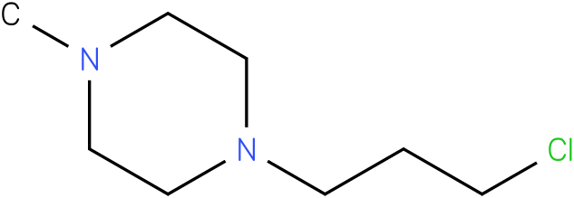 1-(3-chloro-propyl)-4-methyl-piperazine