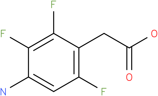(4-Amino-2,3,6-trifluoro-phenyl)-acetic acid