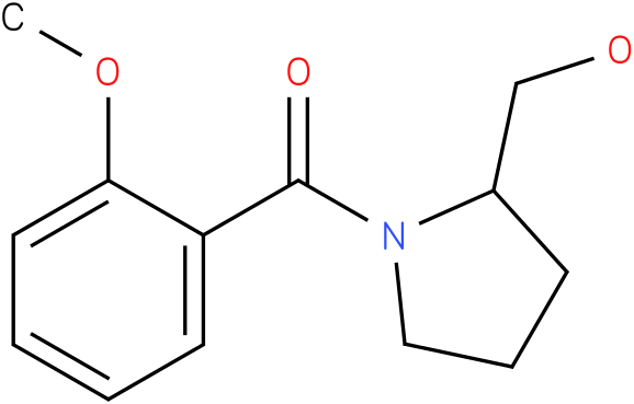 (R)-(+)-1-(2-Methoxybenzoyl)-2-pyrrolidinemethanol