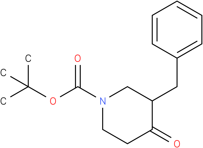 1-Boc-3-benzyl-piperidin-4-one