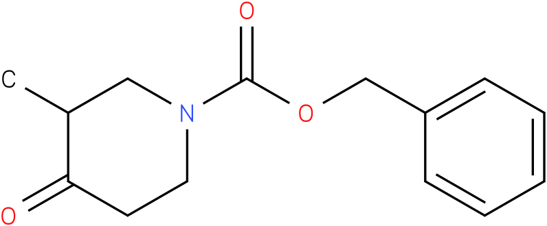 1-Cbz-3-methyl-piperidin-4-one