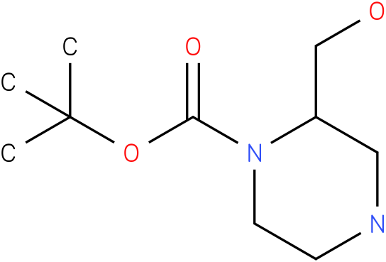 (R)-1-Boc- 2-hydroxymethyl-piperazine