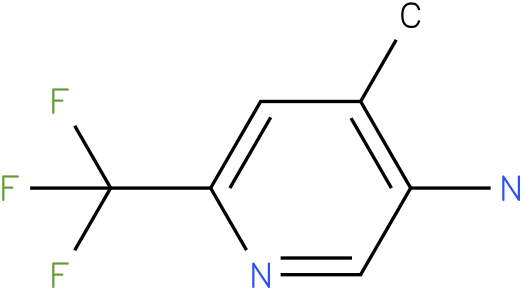 4-Methyl-6-trifluoromethyl-pyridin-3-ylamine