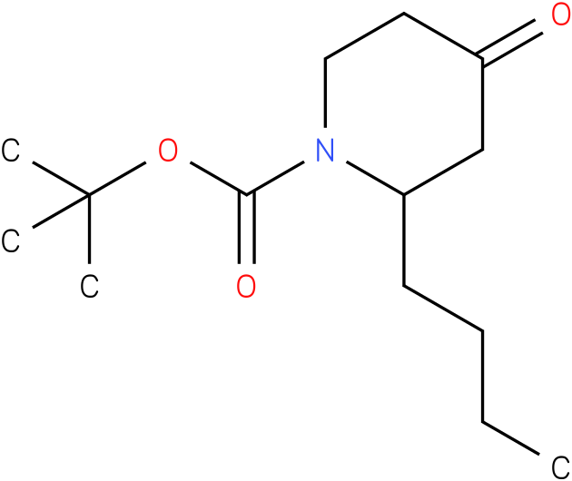 1-Boc-2-n-butyl-piperidin-4-one