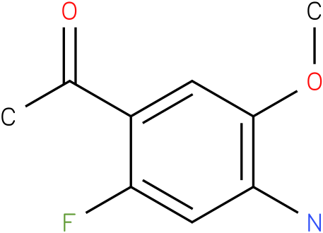 1-(4-Amino-2-fluoro-5-methoxy-phenyl)-ethanone