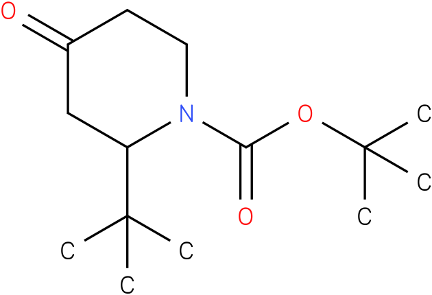 1-Boc-2-tert-butyl-piperidin-4-one