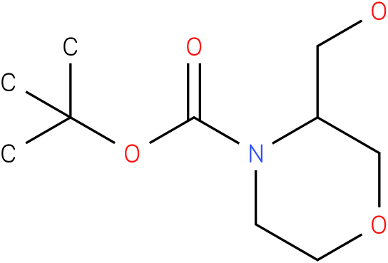 (R)-tert-butyl 3-(hydroxymethyl) morpholine-4-carboxylate