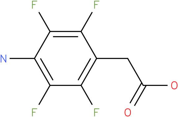 (4-Amino-2,3,5,6-tetrafluoro-phenyl)-acetic acid
