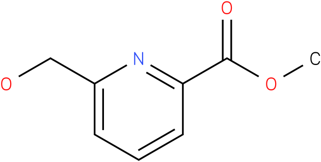 6-Hydroxymethyl-pyridine-2-carboxylic acid methyl ester