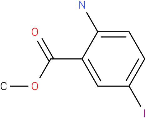 Methyl 5-Iodoanthranilate