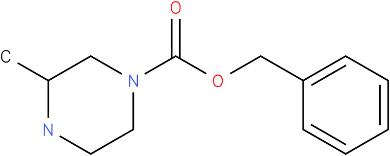 1-N-CBZ-3-methyl piperazine