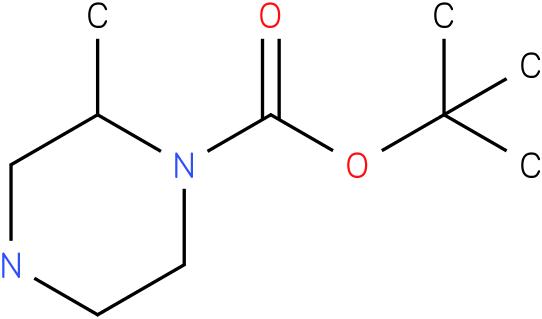(R)-1-N-Boc-2-methyl piperazine
