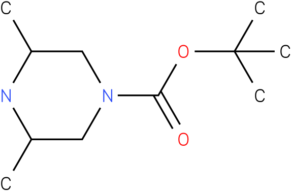 1-Boc-cis-3,5-Dimethyl-piperazine