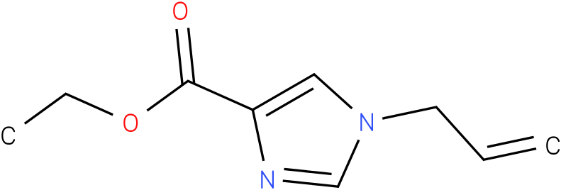 ethyl 1-allyl-1H-imidazole-4-carboxylate