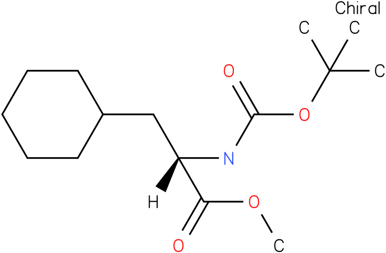 Boc-L-Cyclohexylalanine Methyl Ester