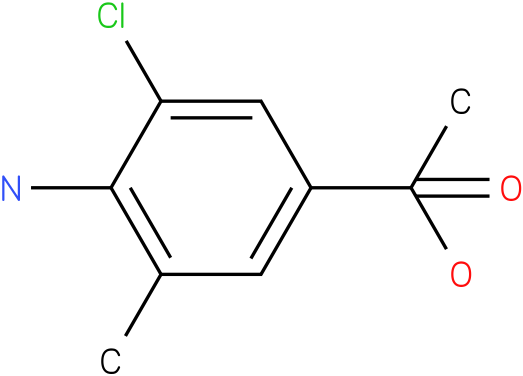 1-(4-Amino-3-chloro-5-methyl-phenyl)-acetic acid