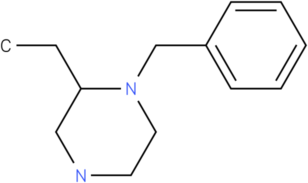 N-1-Benzyl-2-ethyl-piperazine