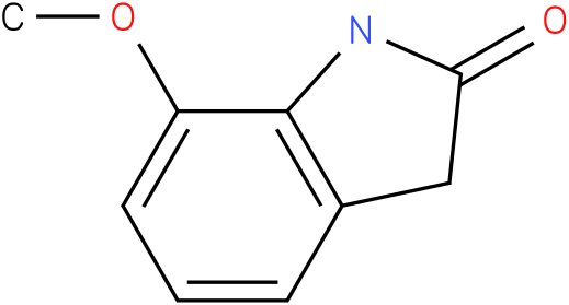 7-methoxyindolin-2-one