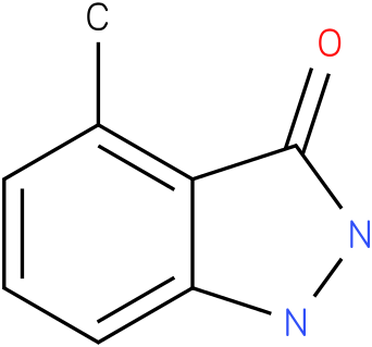 3H-INDAZOL-3-ONE,1,2-DIHYDRO-4-METHYL-