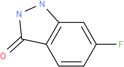 3H-INDAZOL-3-ONE,6-FLUORO-1,2-DIHYDRO