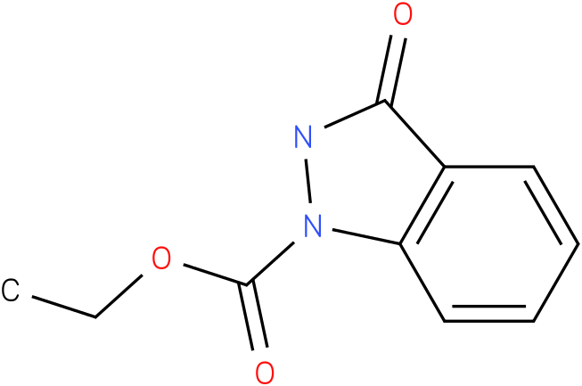 2,3-DIHYDRO-3-OXO-1H-INDAZOLE-1-CARBOXYLIC ACID ETHYL ESTER