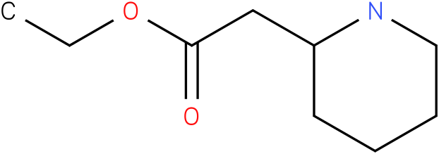 Ethyl Piperidin-2-ylacetate