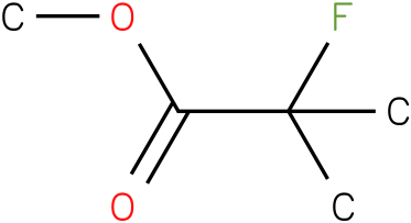 Methyl 2-Fluoro-2-methylpropionate