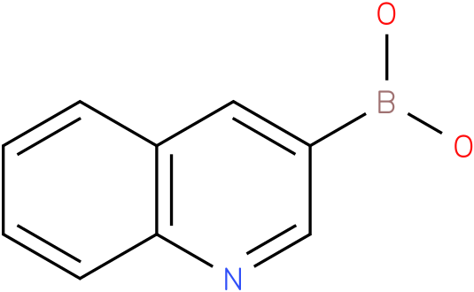 Quinoline-3-boronic acid